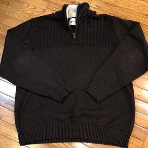Haggar 1/4 zip pullover